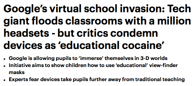 Google's virtual school invasion